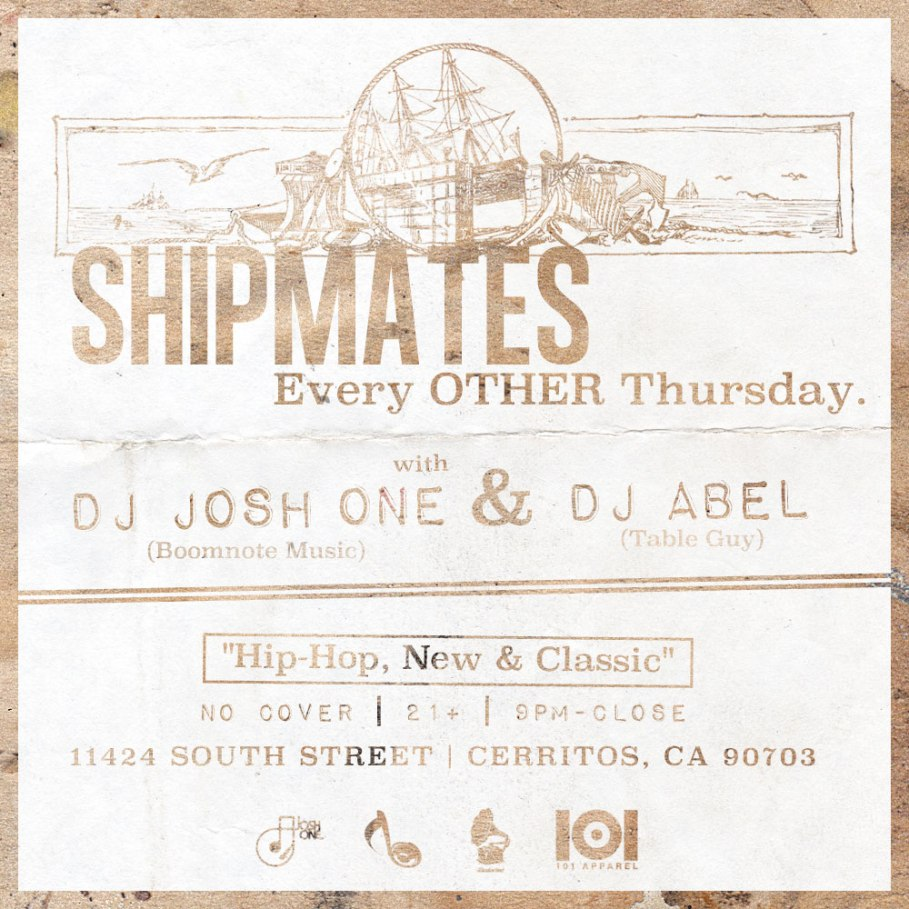 EVERY OTHER THURSDAY IN CERRITOS!
